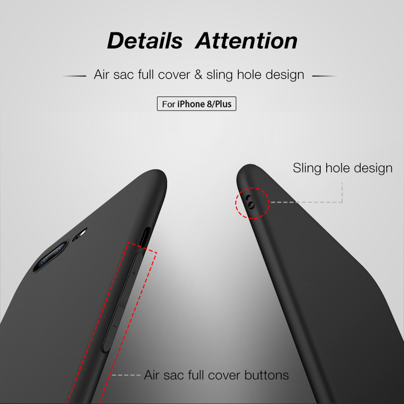 Super Thin case for iphone X Xs Max Xr 8 7 plus  4