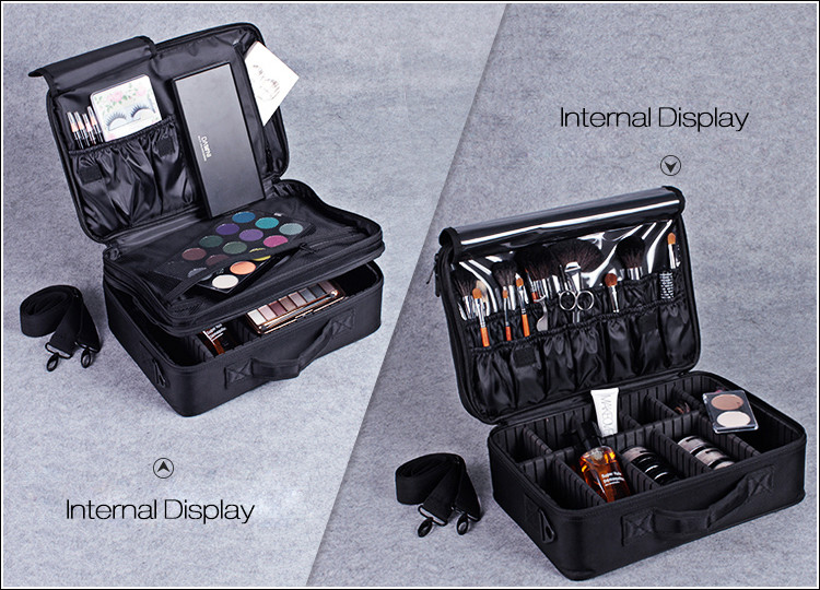 High Quality cosmetic makeup case