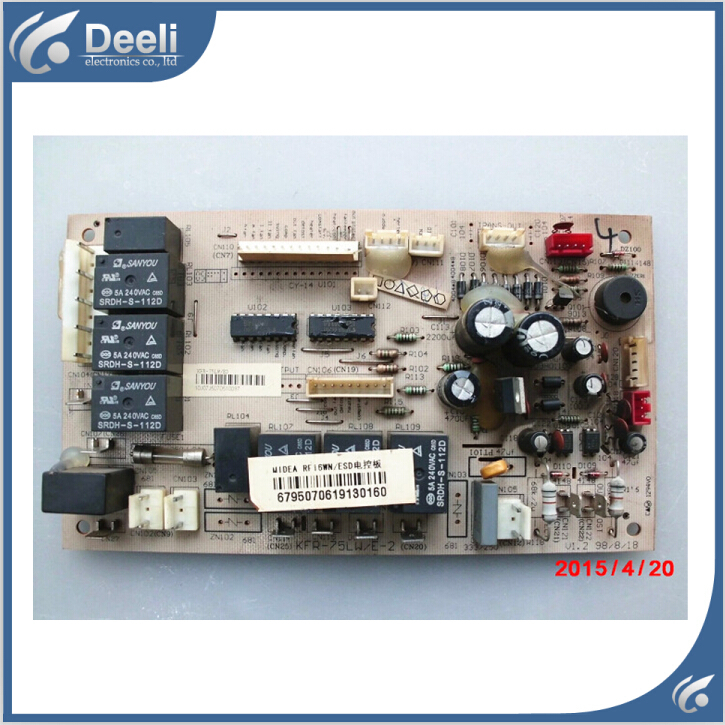 95% new good working for air conditioning computer board KFKFR-75LW/ED KFR-75LW/E-2 control board working on sale