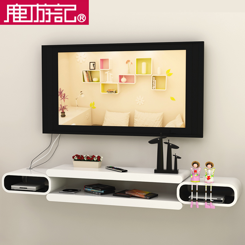 Dorable Decorate Wall Behind Tv Component - Wall Art Collections ...