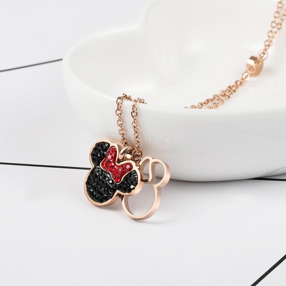 Titanium Steel Necklace