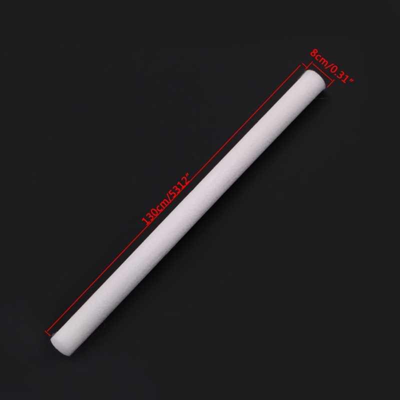 10 Chi Tiết 8 Mm * 130 Mm Ẩm Lọc Bông Cho USB Không Khí Siêu Âm Thanh Máy Phun Sương Tạo Độ Ẩm Hương Thơm Khuếch Tán Thay Thế Linh Kiện có Thể Cắt Được