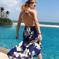 2018-New-Sexy-print-lace-summer-dress-Strap-deep-v-neck-high-waist-beach-dresses-women-slit-backless-long-dress-1