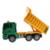 Caminhão do rc 8 canais de camião basculante dumper caminhão de controle remoto de simulação de alta rc projeto inclinação carrinho engenharia toys eletrônicos