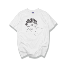 call me by your name same style short sleeve t shirt tee top male female summer jersey 100% cotton freestyle streetwear