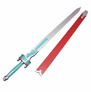 Cosplay Sword Inspired by Sword Art Online Asuna Flash Wood2