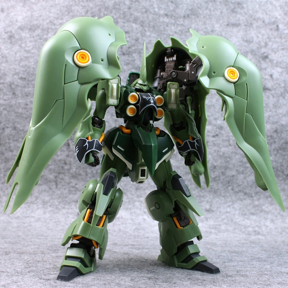 BaoFeng model ROBOT Spirits 1 144 NZ 666 KSHATRIYA Gundam finished model DB013