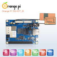 Orange Pi 3G-IOT-B 512MB Cortex-A7 4GB EMMC Support 3G SIM Card Bluetooth Android4.4 mini PC