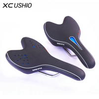 Newest Bicycle Saddle Mountain Road Bike Bicycle Front Seat Mat Silicone Shockproof Seat Cushion Soft Cycling