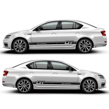 TAIYAO car styling sport sticker For Skoda Octavia Mark Levinson accessories and decals auto