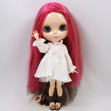Neo Blythe Doll Simple Dress With Socks