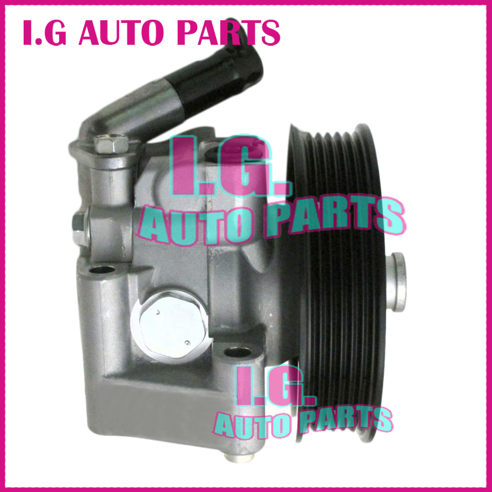 Power Steering Pump For FORD MONDEO IV MK 4 1.8 2.0 TDCI DIESEL 6G913A696CA 6G913A696CC 6G913A696CD 6G913A696CE 1377176 122mm набор приспособлений для установки фаз грм дизельных двигателей ford tddi tdci jonnesway al010179