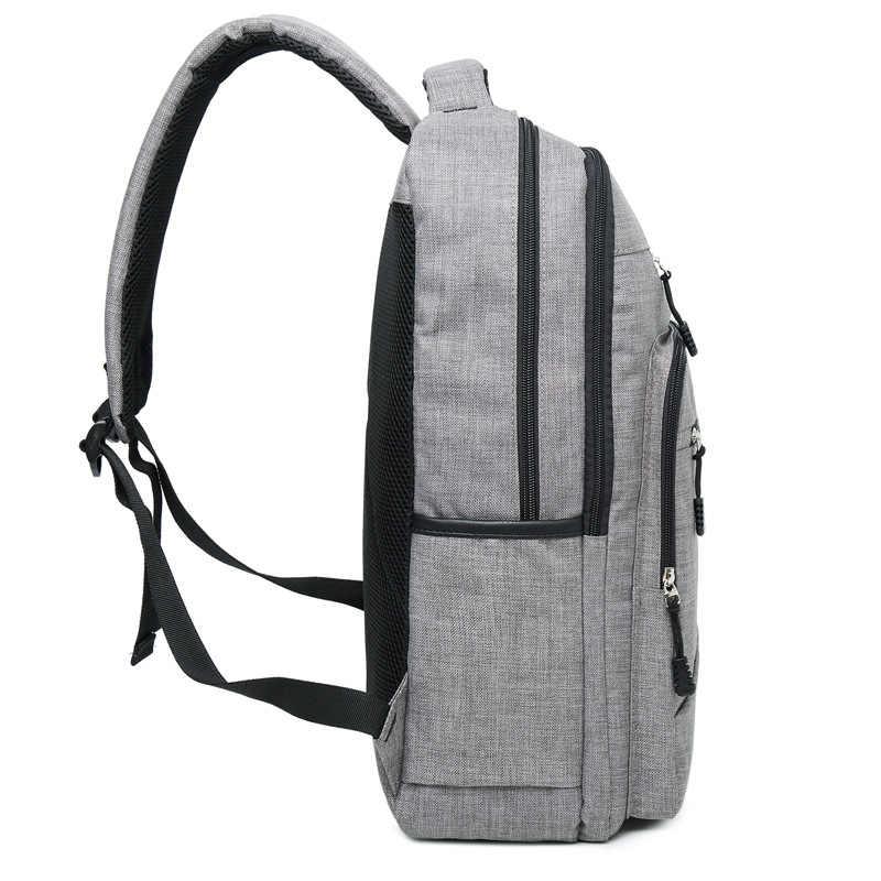 Boshikang School Rugzak Tas Voor Jongen Meisjes Mannelijke Reistas Slijtvaste Rugzak 16 inch Laptop Rugzak Voor Mannen Mode
