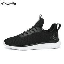 2018 New Big Size Comfortabele Lichte Loopende Sneakers Zomer Loopschoenen voor Heren Air Mesh Sportschoen