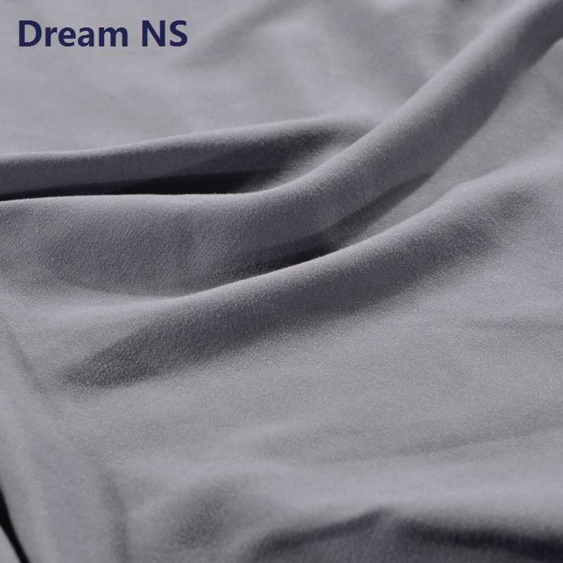 Sonho NS 1 pcs Lençol Equipado para Grosso Lençóis Colchão Sabanas 40 cm Macio Elástico Azul Marinho da Rainha do Rei size Drap de Lit