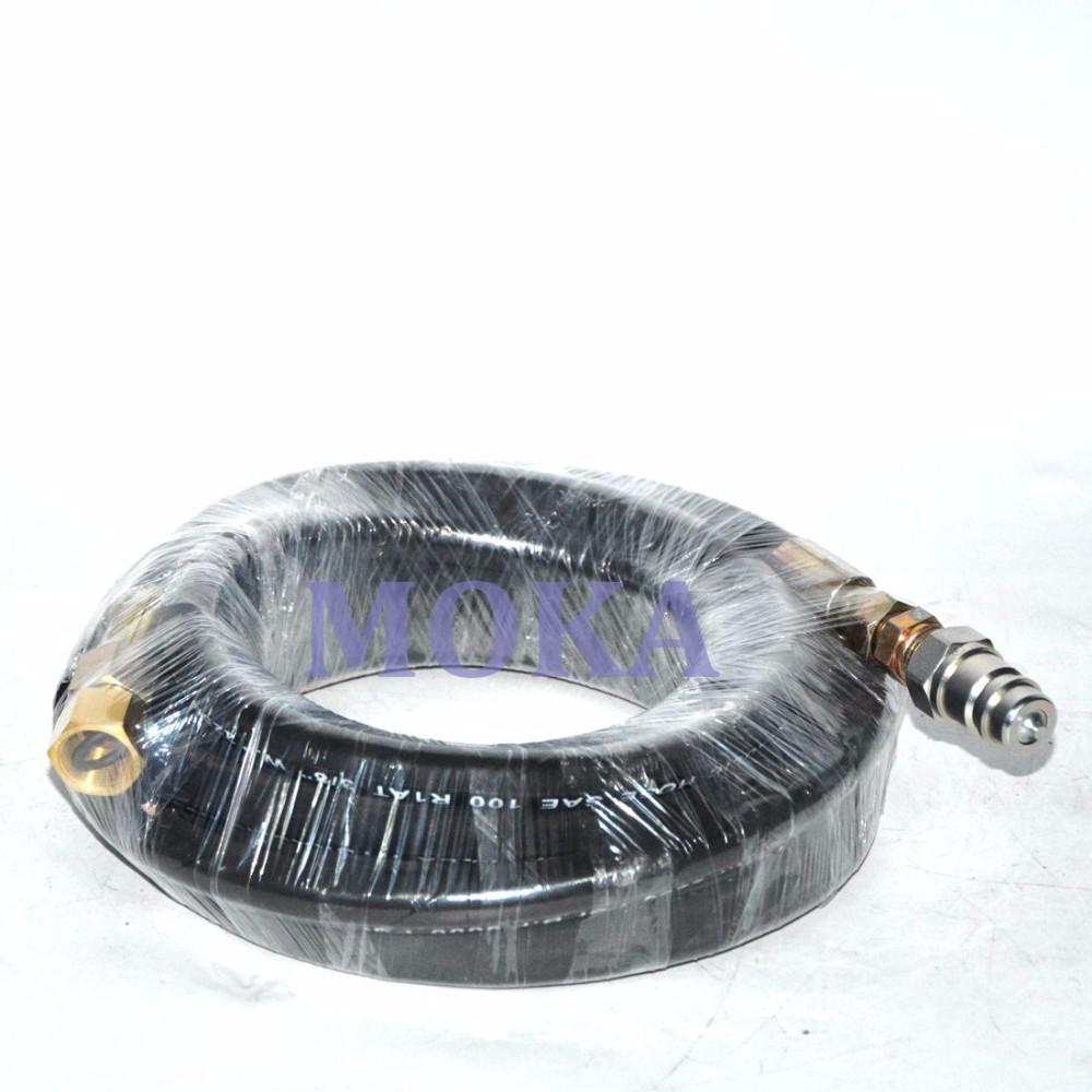 co2 jet hose
