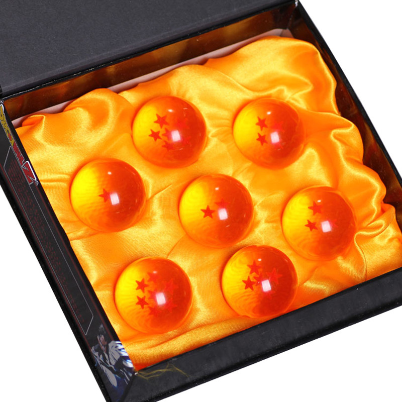 New 7pcs/set Anime Dragon Ball Z 3.5CM PVC Crystal Dragonball Action Figure Toys Children Toys for Kids Birthday Christmas Xmas patrulla canina with shield brinquedos 6pcs set 6cm patrulha canina patrol puppy dog pvc action figures juguetes kids hot toys
