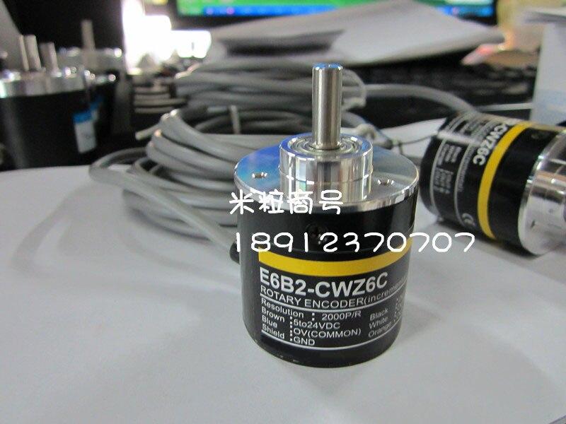 Qualità eccellente! fotoelettrico E6B2-CWZ1X encoder 1024 P/R