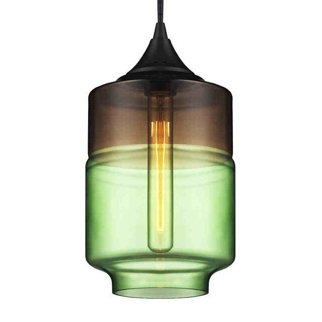 Modern stainde glass pendant light fixtures with shade lamp bar modern stainde glass pendant light fixtures with shade lamp bar restaurant living room decoration green glass aloadofball Choice Image