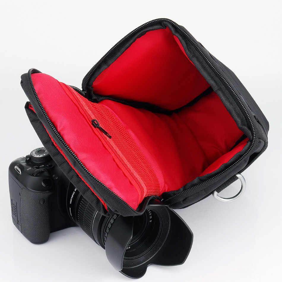 Sac APPAREIL Photo REFLEX NUMÉRIQUE Pour Sony Alpha A7 II III A7RIII 7M2K 7RM2 A7R A7RII A7S A6000 A9 A7 A99 A58 HX400 HX350 A99II coque à photo