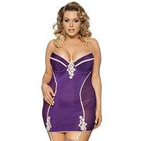 J70113 En Gros et au détail voir au travers souple sexy de nuit spécial conception chaude lingerie dentelle plus la taille sexy robe sous-vêtements