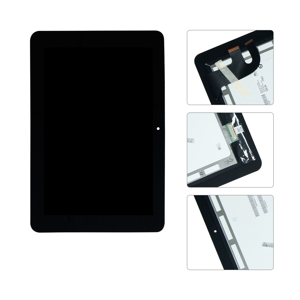 10.1'' For ASUS C100P C100PA CHROMEBOOK FLIP LCD Display Touch Screen Digitizer Assembly Replacement srjtek full lcd display touch screen digitizer assembly replacement for asus zenfone 3 zoom ze553kl lcd tools