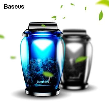 Baseus Universal Aromatherapy Car Holder Home Car Air Purifier Freshener Car Holder Car Air Vent Luxury Zeolite Fragrance Holder