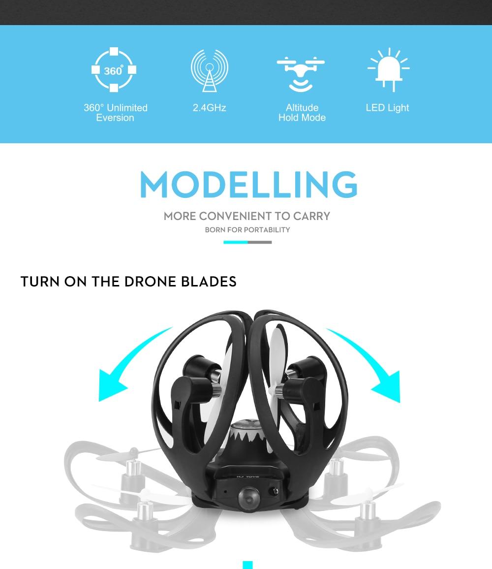Valcano Gloves Control Mini Drone 9