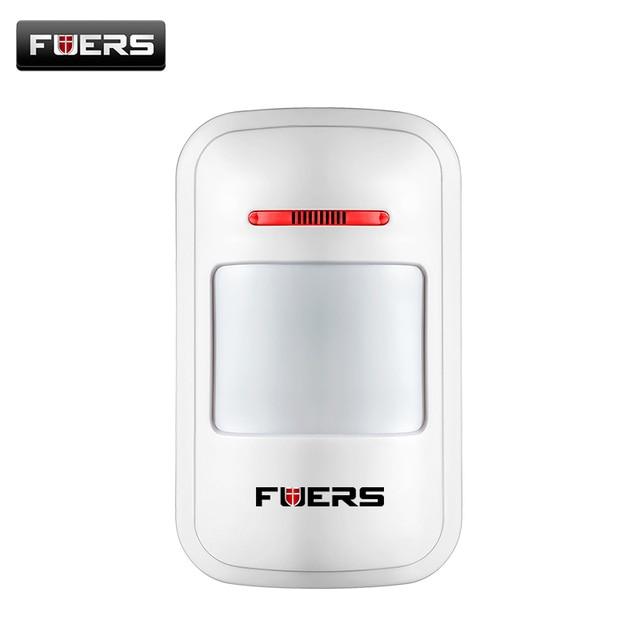 EV 1527 CODEREN 433 MHz Draadloze PIR Bewegingssensor Alarm Detector voor G2 Home GSM PSTN Alarmsysteem geen batterij