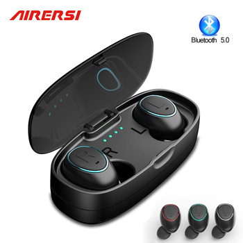 51e34b9f998 TWS Mini Wireless Earphone Bluetooth 5.0 Sports Headphones true—Free  Shipping