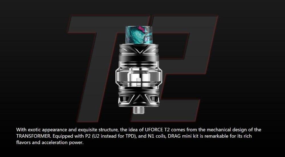 Voopoo Drag Mini 117W TC Kit-10