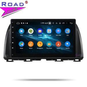 Image 3 - 2 דין 10.1 אנדרואיד 9.0 רכב רדיו 4G RAM 64G ROM עבור מאזדה CX 5 CX5 Atenza סטריאו GPS ניווט Autoradio רכב ראש יחידת