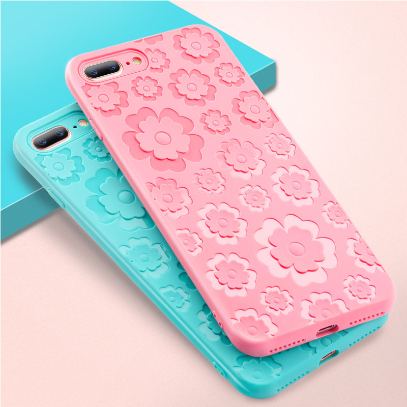 for Apple 7 Plus Case iPhone 7Plus iPhone7Plus 5.5 Phone Cover for i Phone 7 Plus i Phone7 Case iPhone7 4.7 silicone TPU Cases