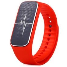 37 градусов L18 смарт-Браслет спортивный трекер Браслет сердечного ритма крови Давление настроение Detecter Водонепроницаемый SmartBand