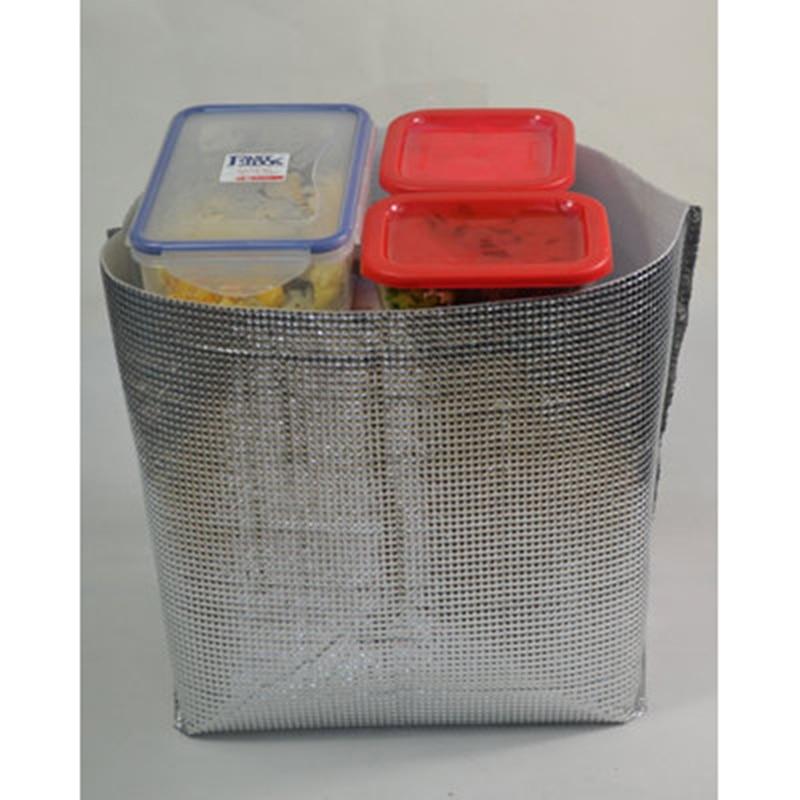 15L/18L/25L/27L/30L/41L/45L Large Insulating Ice Bag Heat Preservation Fresh Cake Aluminum Foil Beer Cooler bag термосумка bradex cooler bag 25l