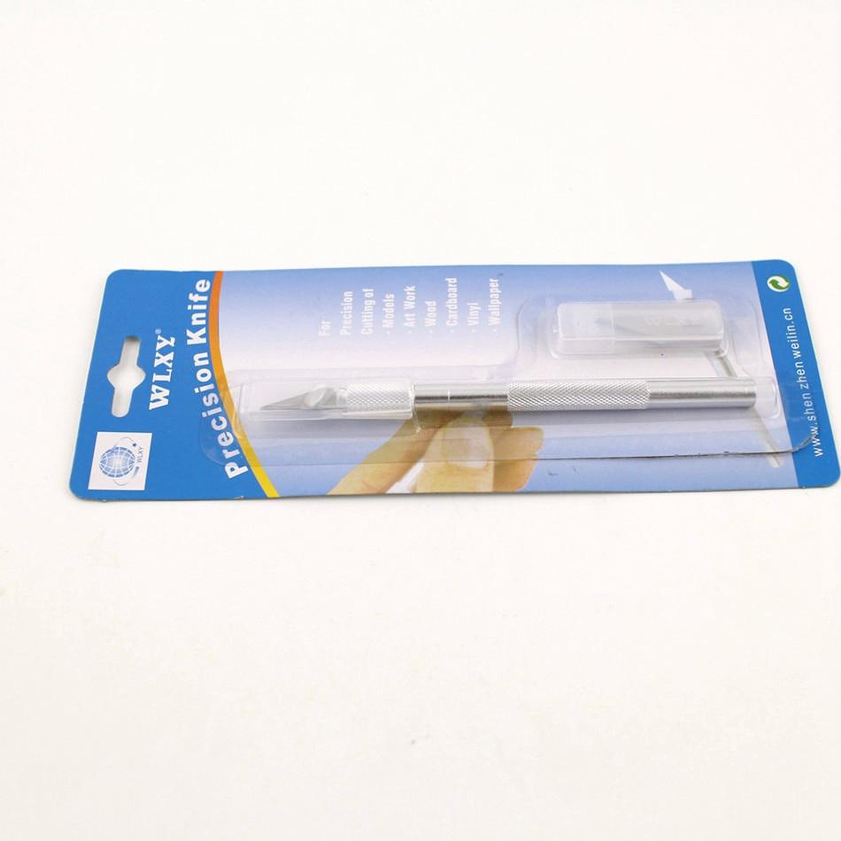 5 penge fafaragó szerszámok, penge kés fapapírvágó tollkések - Kézi szerszámok - Fénykép 6