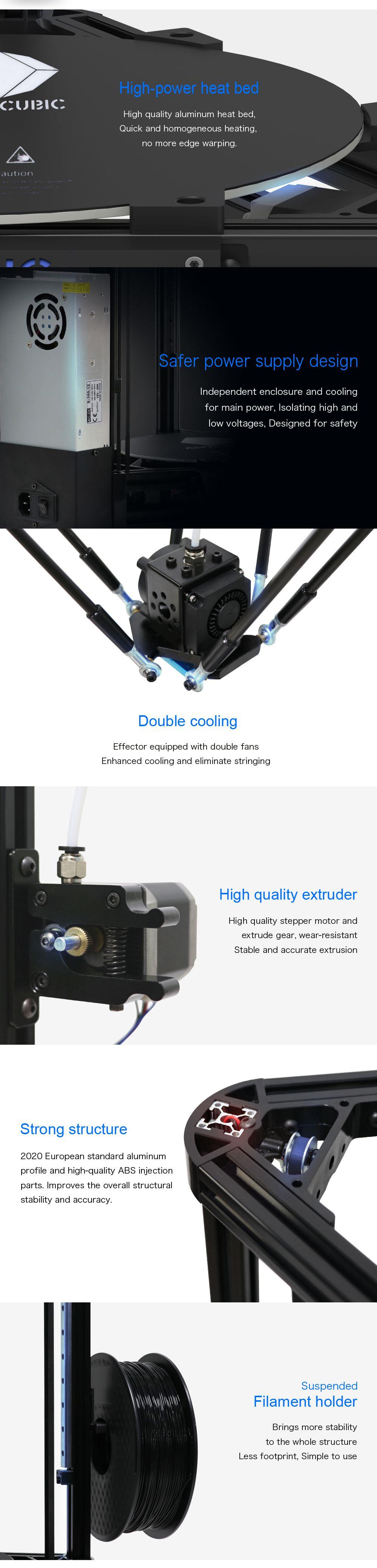 ANYCUBIC 3D Printer Impressora