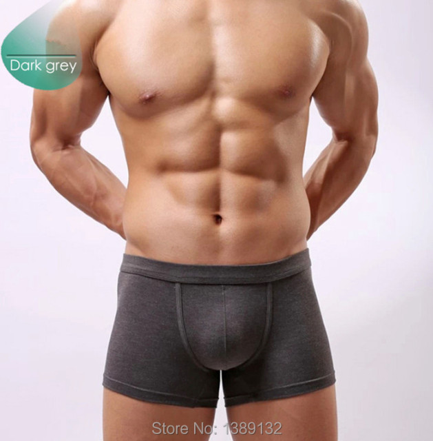 L Xl Xxl Size Hot Summer Seamless Boy Shorts For Men Wearing Panties
