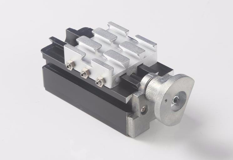 Z010M Short Metal Slide, Max Travel is 50mm for zhouyu lathe machine max short