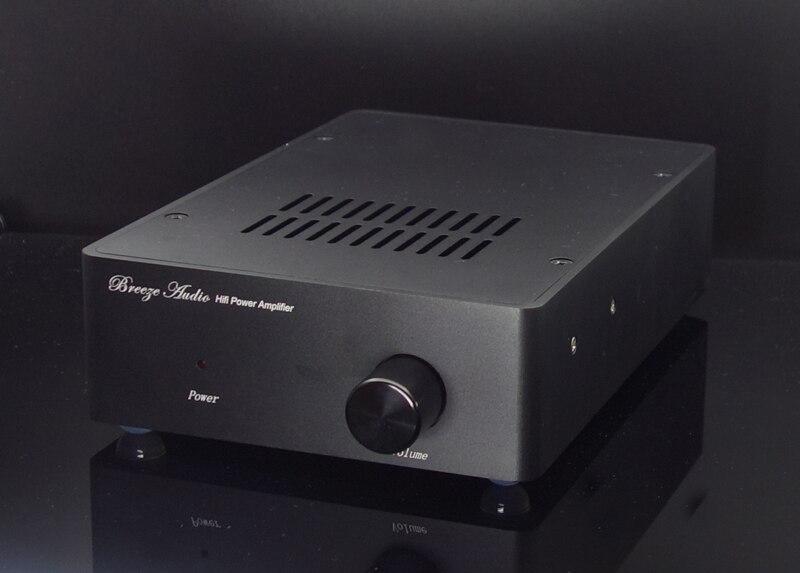 Reference Marantz HDAM HIFI Amplifier 2SC5200 2SA1943 Stereo Power Amplifier No Noise AMP