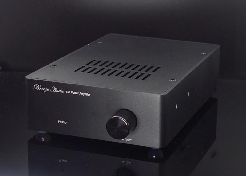 Referentie Marantz HDAM HIFI Versterker 2SC5200 2SA1943 Stereo Eindversterker Geen Lawaai AMP-in Versterker van Consumentenelektronica op  Groep 1