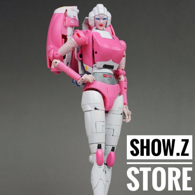 [Show.Z Store] Fanstoys FT-24 Rouge Arcee FT24 FT 24 Transformation Action Figure [show z store] fanstoys ft 06x sever iron dibots no 3 g1 masterpiece limited edition mp transformation action figure instock