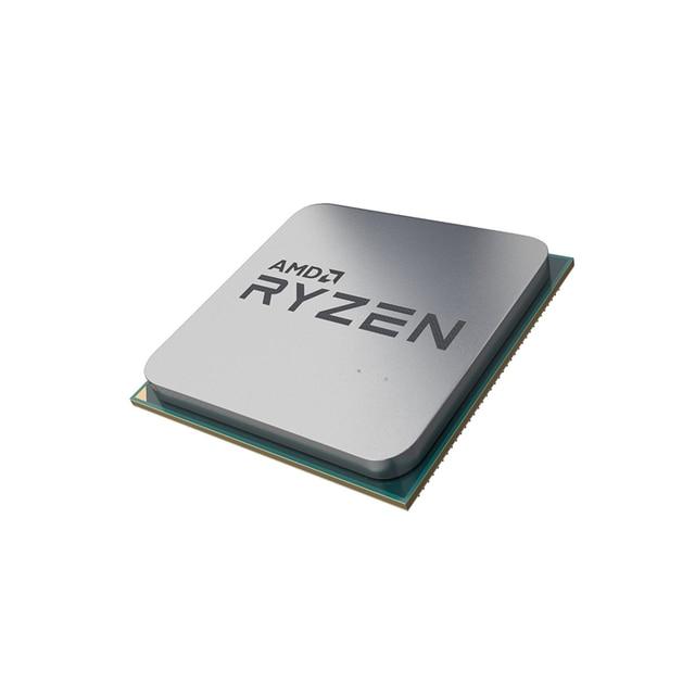 AMD Ryzen 5 3600 R5 3600 3.6GHz 6 コア Twelve スレッド 7 ナノメートル L3 = 32 メートル CPU プロセッサソケット AM4