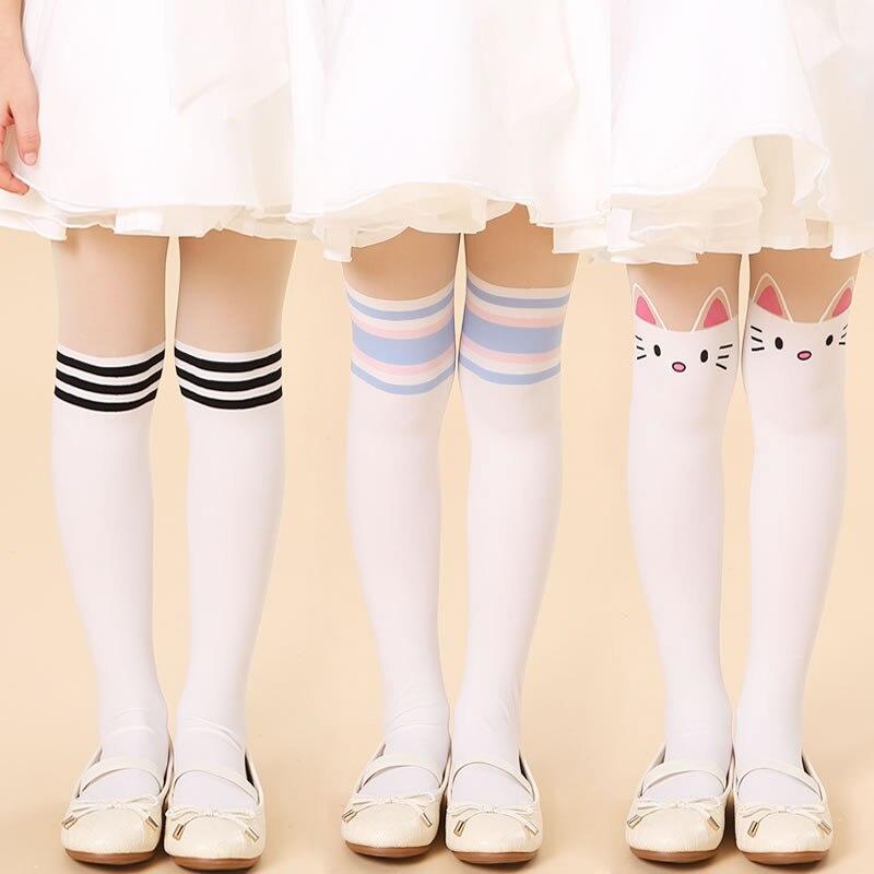 الجوارب الجديدة للفتيات ربيع الخريف - ملابس الأطفال