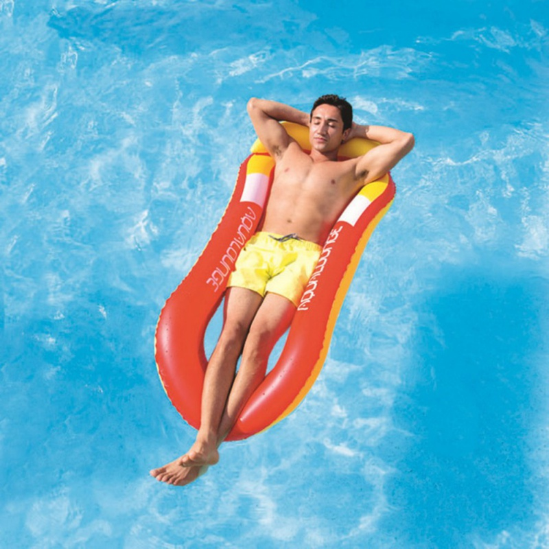 2019 New Water Mesh Hammock Float Inflatable Rafts Swimming Pool Floating Chair Adult Kids Water Toys Water Beach Air Mattresses