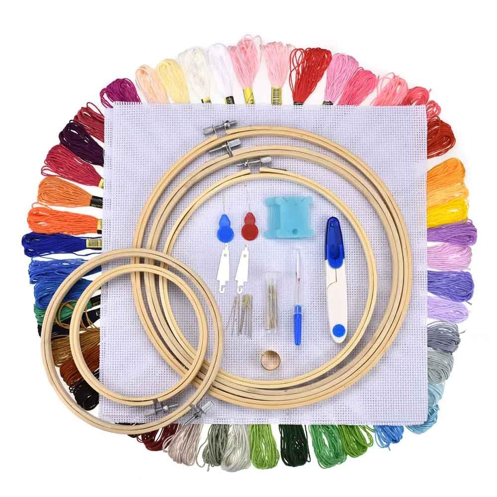 Картинка инструменты для вышивки