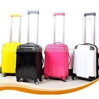 28 дюймов самые популярные деталь! высокая мода зебры тележки багажа АБС шт путешествия чемодан