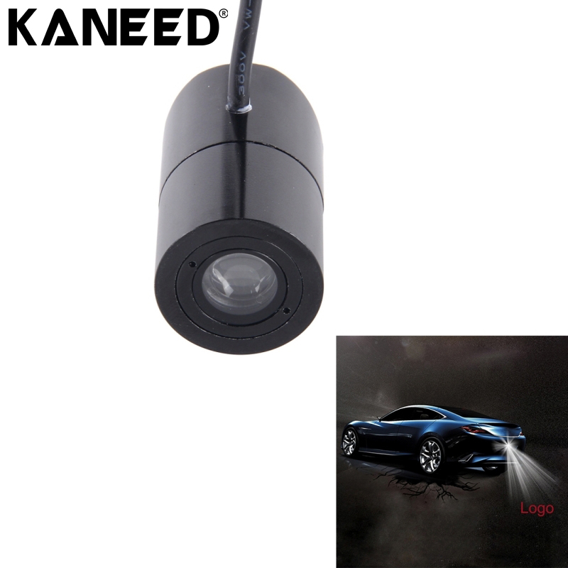 2019 Fashion Kaneed For Chevrolet Logo Light Waterproof Anti-collision Aluminum Cover Taillight Rear-end Logo Light Projector For Chevrolet To Be Renowned Both At Home And Abroad For Exquisite Workmanship, Skillful Knitting And Elegant Design