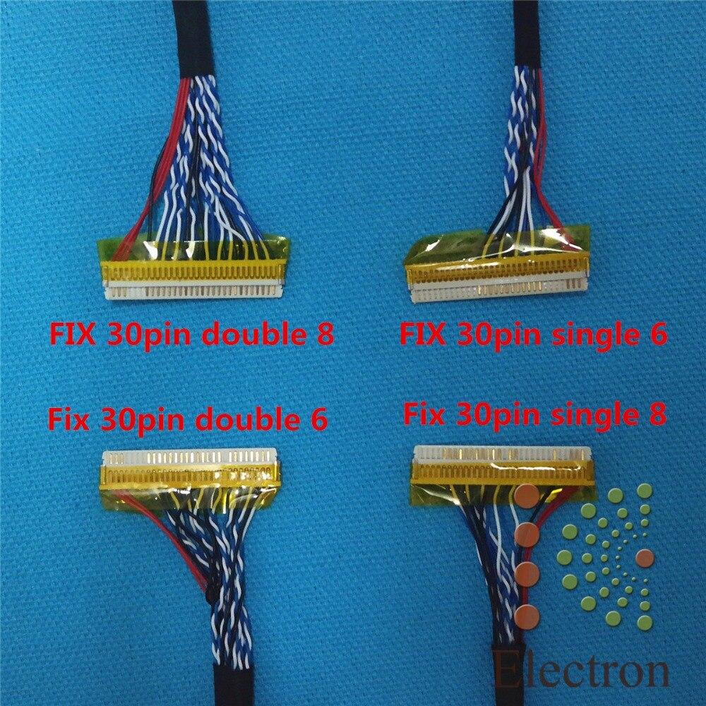 10 stks LCD scherm kabel Kit ondersteuning Universele LVDS Kabel voor - Computer kabels en connectoren - Foto 3