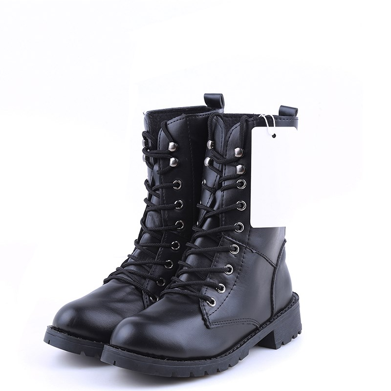 Bigsweety 2018 Autumn Women Boots Winter Warm Shoes Botas Feminina Female Fashion Motorcycle Ankle Boots Women Botas Mujer